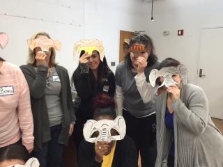 Enfironmental Study Center NYC 2016 PD for 3 to 5 grade teachers